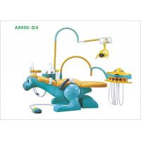 Buy cheap 2018 Lovely dino pediatric dental lab chair special designed  with green color from wholesalers