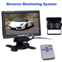 Buy cheap High Resolution 2.0 MP Vehicle Reverse Camera With Metal Enclosure Material product