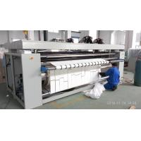 Buy cheap Natural Gas Heated Roller Press Iron Machine , Europe Standard Industrial Ironing Equipment from wholesalers