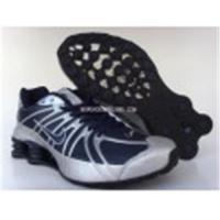 Buy cheap Mens Nike Shox OZ blue/silver from wholesalers