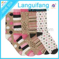 Buy cheap Hot Selling OEM Custom Christmas Women Socks from wholesalers