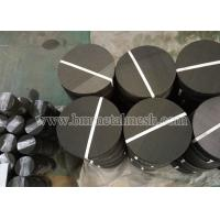 Buy cheap Extruder Screen Filter Disc from wholesalers