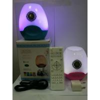 Buy cheap LED bluetooth light quran speaker with remote control in quran playing from wholesalers
