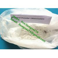 Buy cheap Winstrol Fat Loss Anabolic Steroids Powder Stanozolol CAS 10418-03-8 for Muscle Gain from wholesalers