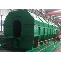 China Garbage Recycling Machine Waste Trommel Screen Municipal Solid Waste Recycling Plant on sale