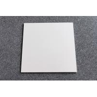 Buy cheap Modern Super White Porcelain Tile , Decoration Living Room Porcellanato Floor 60x60 Tiles product