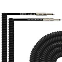 Buy cheap Professional 20 Foot Curly Guitar Patch Cables Straight Super Durable Flexy from wholesalers