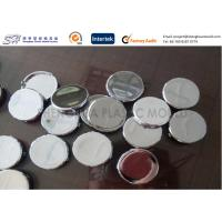 Buy cheap Chrome Plated Plastic Parts ABS Button Covers , Custom Injection Molding Service from wholesalers