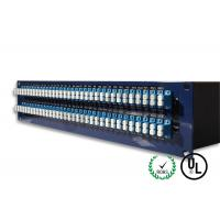 Buy cheap ROHS Duplex Fibre Optic Coupler LC / UPC For FTTH Optical Network from wholesalers