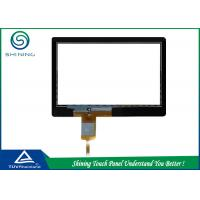 Buy cheap 6H Hardness Projective Capacitive Touch Panel , 7.1'' ITO Film Touch Panel from wholesalers