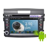 Buy cheap Android 4.0 Stereo Honda Sat Nav DVD for Honda CR-V CRV GPS Sat Nav Radio Headunit 3G WiFi from wholesalers