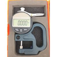Buy cheap Gray color Dial thickness gauge 0~12.7mm / 0.5''  0.001mm/0.00005'' product