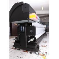 Buy cheap High Speed Large Format Solvent Printer Double Side with 2 pcs Epson DX7 Head from wholesalers