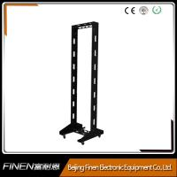 Buy cheap free standing 19'' network open server rack from wholesalers