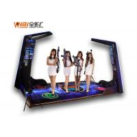 Buy cheap Amusement Virtual Reality Game Machine , Arcade Game Machine 1-4 Player from wholesalers