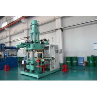 Buy cheap 20MPa Injection Pressure 300 Ton Rubber Injection Machine With Screw Feeding System from wholesalers