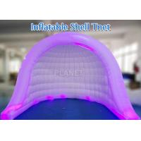 Buy cheap Portable Planetarium Advertising Inflatable Tent Dome Conch Shell For Exhibition from wholesalers