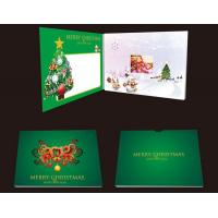 Buy cheap Rechargeable LCD Invitation Card Paper Gift , TV & Movie Character Theme from wholesalers