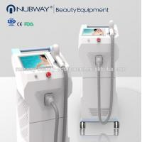 Buy cheap Female 808nm Diode Laser Hair Removal Skin Rejuvenation machine product