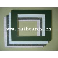 Buy cheap single matboard for photo frame from wholesalers