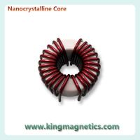 China King Magnetics Common mode choke with nanocrystalline core withstand large DC bias on sale