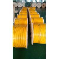 Buy cheap 500MHZ Halogen Free Cable 9.50mm Dielectric For Perimeter Detection from wholesalers
