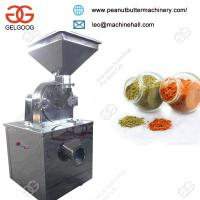 Buy cheap Best Quality Commercial Spice Powder Grinding Machine Manufacturer Price from wholesalers