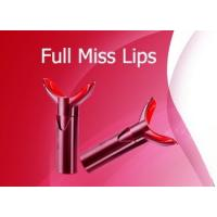Buy cheap Organic Sex Natural Lip Plumper Pump / Lip Plumping Lip Gloss Beauty Products from wholesalers