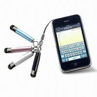 Buy cheap Capacitive Touch Pen, Suitable for Apple iPhone/Gphone/BlackBerry Storm, Can be Used with Gloves from wholesalers