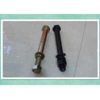 Construction Elevator Parts Consisting Of Head And Screw With Male Cylinder