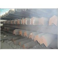 Buy cheap Structural Beam Galvanized Steel Angle , Cutting / Bending / Drilling Hole L Angle Steel from wholesalers