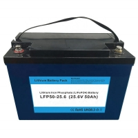 Buy cheap UN38.3 24 Volt 50Ah Travel Trailer Lithium Battery from wholesalers
