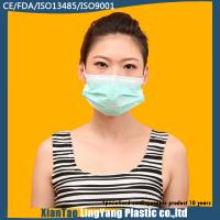 Buy cheap 2018 hot sale Hospital Disposable Face Mask For Food Service from wholesalers