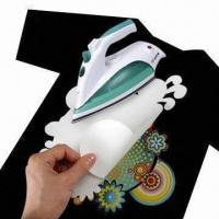Buy cheap T-shirt Transfer Paper with Sublimation Ink, Used for Dark Colored Cotton from wholesalers
