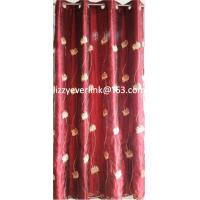 Buy cheap flower embroidery organza curtain, organza curtain product