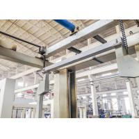 Buy cheap Automatic Brick Manufacturing Plant AAC Block Cutting Machine AAC Hydraulic Lifting Device product