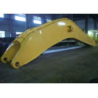 Old Building Hydraulic Excavator Long Reach 14 Meter Excavator Dipper Arm