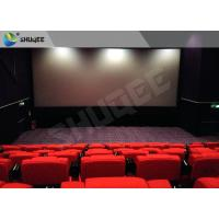 Buy cheap Luxury 3d Cinema Equipment High Definition Controller Pneumatic from wholesalers
