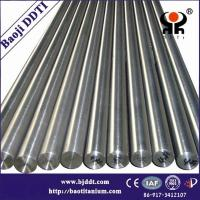 Buy cheap Cost-Effective Low Temperature Resistant Polishing Gr1 Titanium Rod from wholesalers