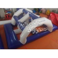 Buy cheap Kids Floating Inflatable Bridge Water Game CE AU For Water Inflatables Rentals from wholesalers