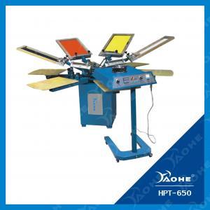 cheap t shirt screen printing machine