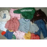 Buy cheap Multi Color and Size Men and Ladies Second Hand Clothes Wholesale for Export from wholesalers