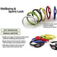 Buy cheap Ion Sport Watch Bracelets with Different Colors and Size from wholesalers