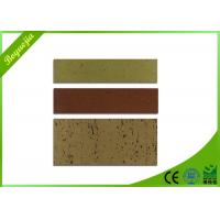 Buy cheap Soft Flexible thin brick panels For Interior / Exterior Wall Decoration from wholesalers