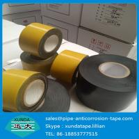Buy cheap Rubber bitumen wrapping tape T600 XUNDA tape product
