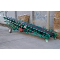 Buy cheap Soil belt conveyor with  large conveying capacity for loading and unloading from wholesalers