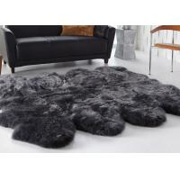 Buy cheap Living Room Decorative Australian Sheepskin Rug Comfortable Thick Soft For Baby from wholesalers