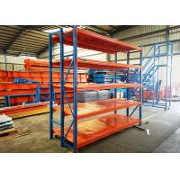 Buy cheap Q235B Selective Layer Steel Plate Heavy Duty Storage Warehouse Rack from wholesalers