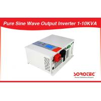Buy cheap Home Supply Ac Frequency Power UPS Backup Power Pure Sine Wave Output from wholesalers