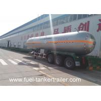 Buy cheap Tank Trailer Factory Shengrun  LPG Semi Trailer Lpg Transport Tank Lpg Storage from wholesalers